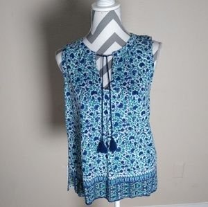 Paisley Lucky Brand top